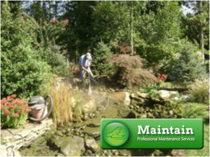 Pond Cleaning contractors